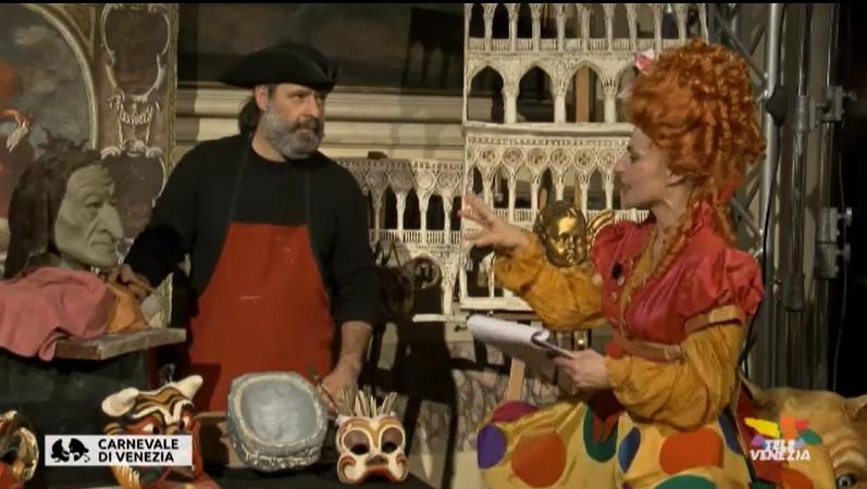 Carnevale di Venezia 2021 Streaming: giovedì grasso