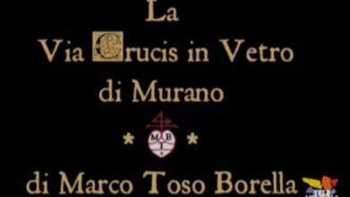 Marco Toso Borella e la tecnica per la realizzazione della Via Crucis
