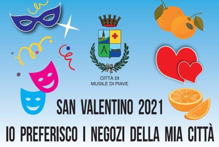 San Valentino a Musile di Piave: la città è vicina ai commercianti - Televenezia