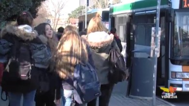 Riapertura delle scuole: partono i servizi per il trasporto