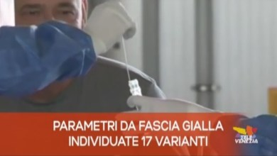 TG Veneto News - Edizione del 18 febbraio 2021