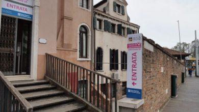 Il nuovo hub vaccinale dell'Ulss 3 di Piazzale Roma