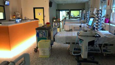Covid Hospital di Jesolo