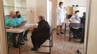 Piazzale Roma: prima giornata di vaccinazioni