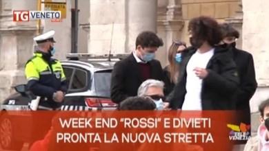 TG Veneto News - Edizione del 8 marzo 2021