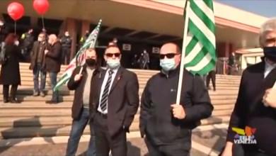 Venezia: lavoratori ACTV contro il taglio degli stipendi