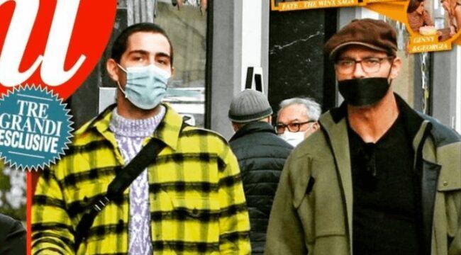 Tommaso Zorzi e Gabriel Garko, l'amicizia dopo il GFVip
