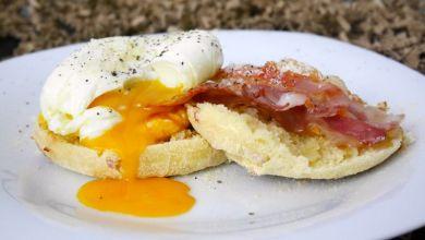 focaccine con uova