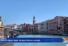 Crollo turisti: persi 55 mila posti di lavoro