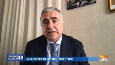 """VIDEO: Giampiero Beltotto: """"Al via una rivoluzione del teatro"""" - Televenezia"""