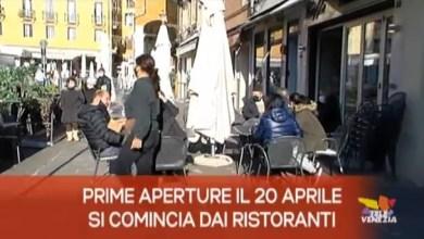 TG Veneto News - Edizione del 12 aprile 2021