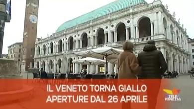 TG Veneto News - Edizione del 16 aprile 2021