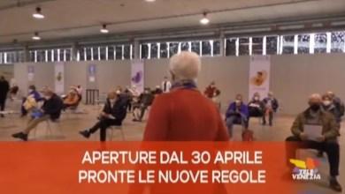 TG Veneto News - Edizione del 9 aprile 2021