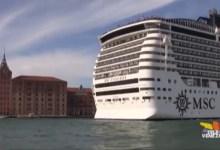 Venezia: il dibattito sulle grandi navi