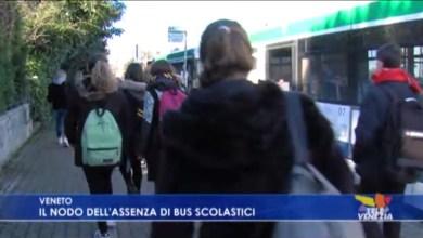 VIDEO: Bus scolastici non bastano: servono altri 440 mezzi - Televenezia