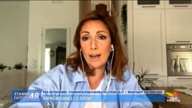 VIDEO: Elisa Scaggiante: perchè gli agonisti si allenano, gli amatori restano a casa? - Televenezia