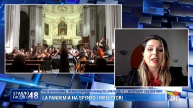 Alessandra Pipitone e la sua Women Orchestra