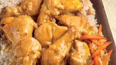 Dall'Oriente: il Pollo speziato thailandese