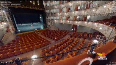 Magia del teatro Goldoni in 3D