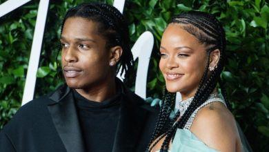 """A$AP Rocky: """"Rihanna è l'amore della mia vita"""""""