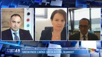 VIDEO: Mara Bizzotto: green pass utile anche per i viaggi di lavoro - Televenezia