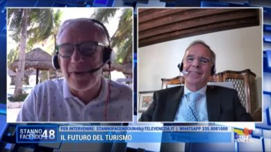VIDEO: Paolo Minchillo: situazione delle attività veneziane e riaperture - Televenezia