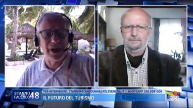 VIDEO: Bonacini: è il momento di cambiare rotta sul turismo a Venezia -TeleVenezia