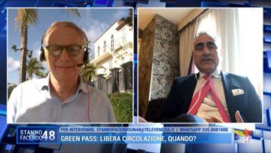 Green pass: si tornerà a viaggiare. Parla Salvatore Pisani