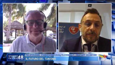VIDEO: Luigi Pasqualinotto: incertezze sulla stagione a Jesolo ma speranza - Televenezia