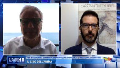 VIDEO: Massimiliano Zane: la cultura e l'economia nel 2030 - TeleVenezia
