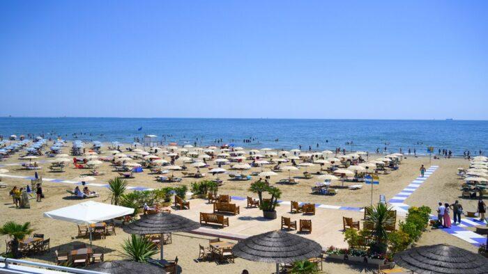Bandiera Blu: Lido di Venezia si conferma spiaggia d'eccellenza