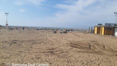 Bibione: Terminati i lavori di ripascimento spiaggia