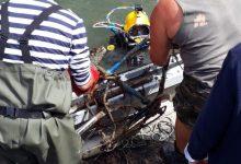 Gondolieri sub: al via nuovo ciclo di immersioni dal Canale della Fava