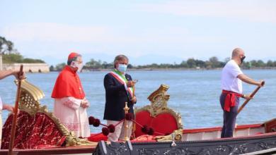 Festa della Sensa con gli altri sei sindaci dei capoluoghi del Veneto