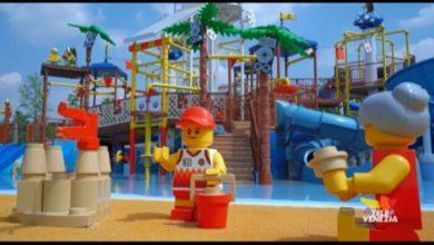 VIDEO: Gardaland riparte il 15 giugno con il nuovo parco acquatico Legoland - TeleVenezia