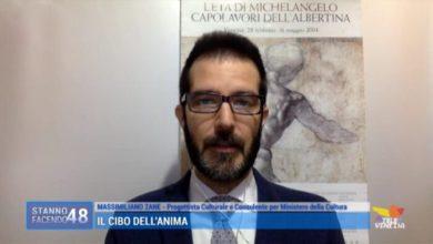 Massimiliano Zane: La cultura? Settore economico fondamentale