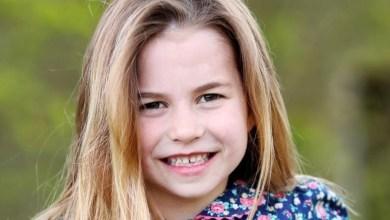 La principessa Charlotte compie 6 anni