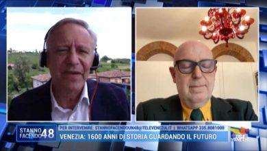 VIDEO: Alessandro Marzo Magno: Venezia non avrà futuro senza politica - TeleVenezia