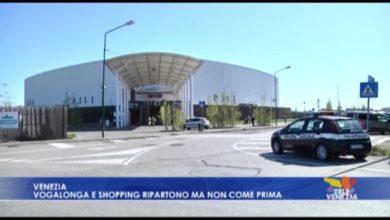 VIDEO: Vogalonga e Shopping ripartono ma non come prima - TeleVenezia
