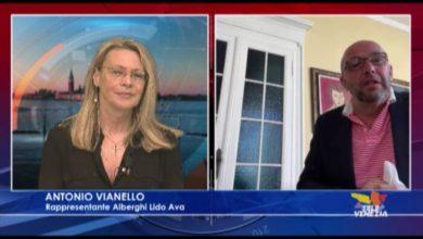 VIDEO: Lido di Venezia: il nuovo turismo. Parla Antonio Vianello dell'AVA - TeleVenezia