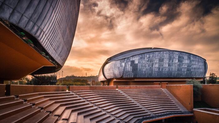 Una nuova alba al Parco della Musica