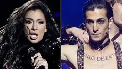 """Eurovision, la cantante della Serbia:""""Damiano è meraviglioso"""""""