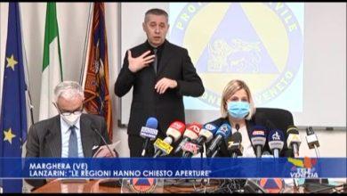 Lanzarin: Le regioni hanno chiesto aperture