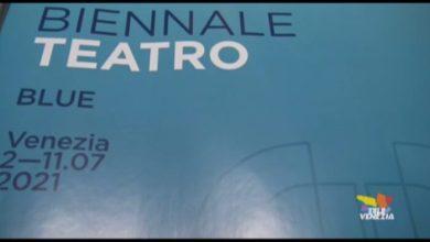 Biennale Teatro 2021: il festival blu di Ricci/Forte