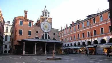 Compleanno di Venezia: aperta la chiesa di San Giacometo