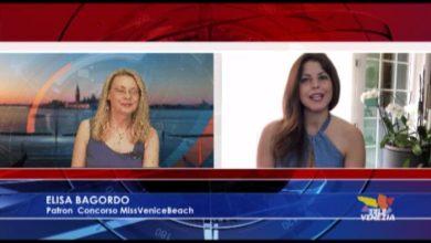Elisa Bagordo presenta il suo Talent Miss Venice Beach