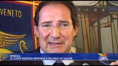 Venezia: la Corte Europea respinge il ricorso di Galan