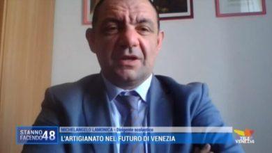 Michelangelo Lamonica: la cantieristica veneziana