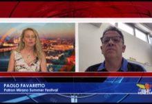 Paolo Favaretto presenta il Mirano Summer Festival 2021