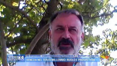 Blue economy a Venezia e l'importanza di dare lavoro
